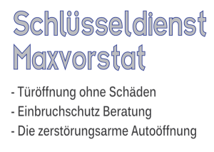 Schlüsseldienst Maxvorstadt